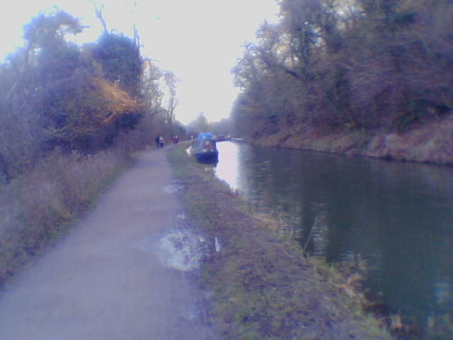 kennet and Avon Canal 29/01/06