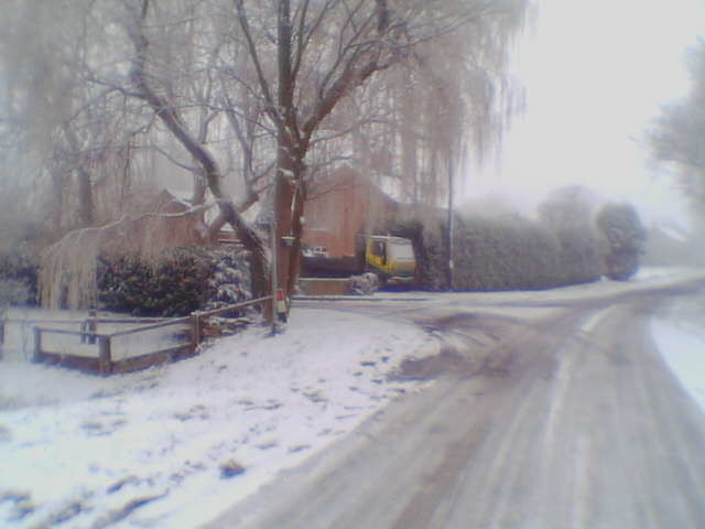 More snow in Decemder