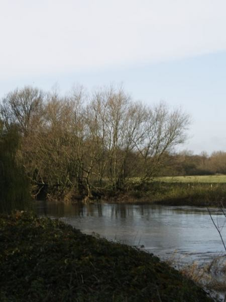 River Stour 2nd December 2006