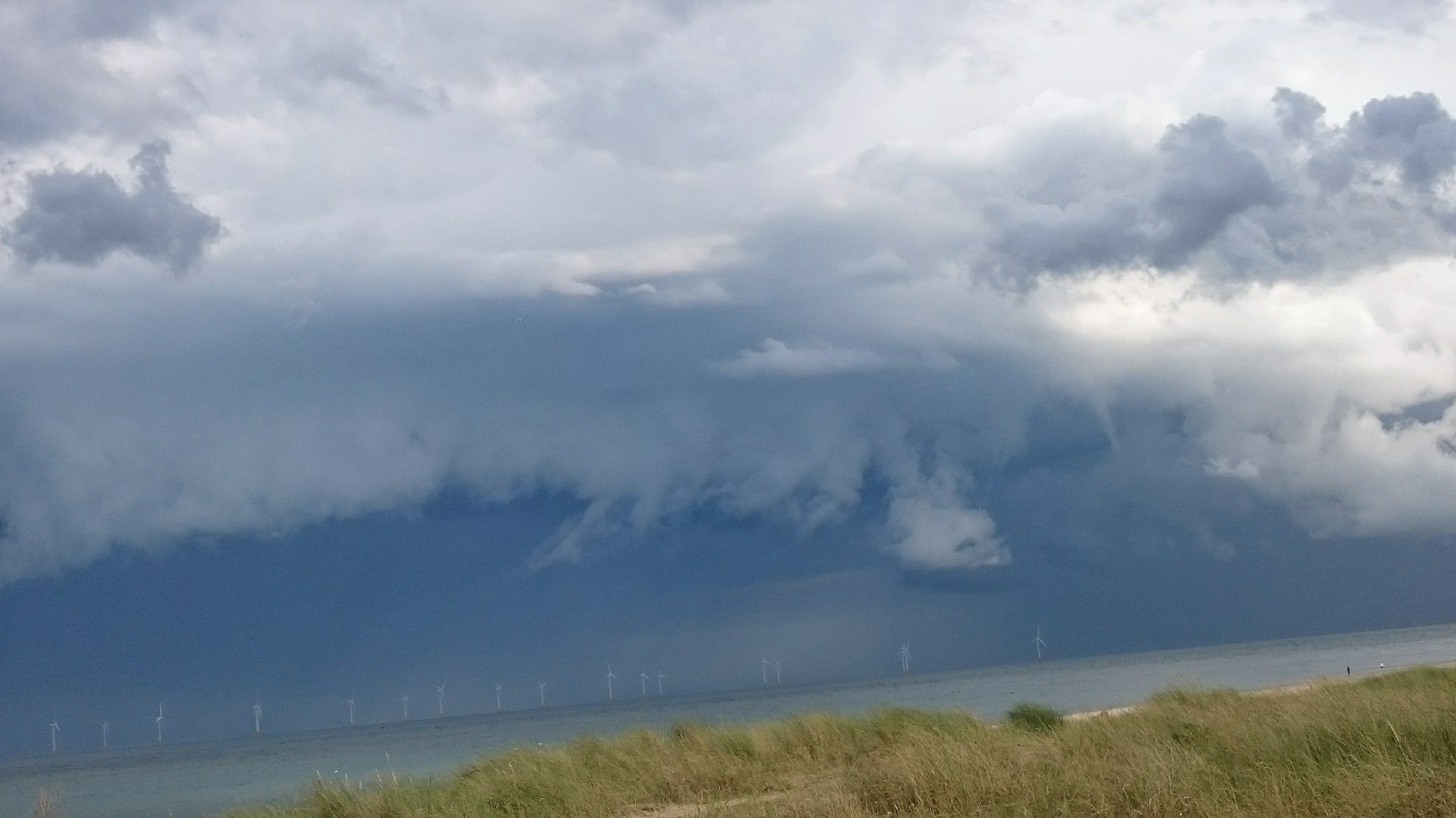 Thunderstorms Great Yarmouth